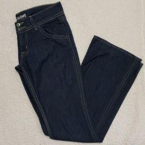 Hudson Dark Blue Jean's sz 27